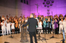 "Summernight in Mainz-Bretzenheim mit Chor ""Great Joy"""